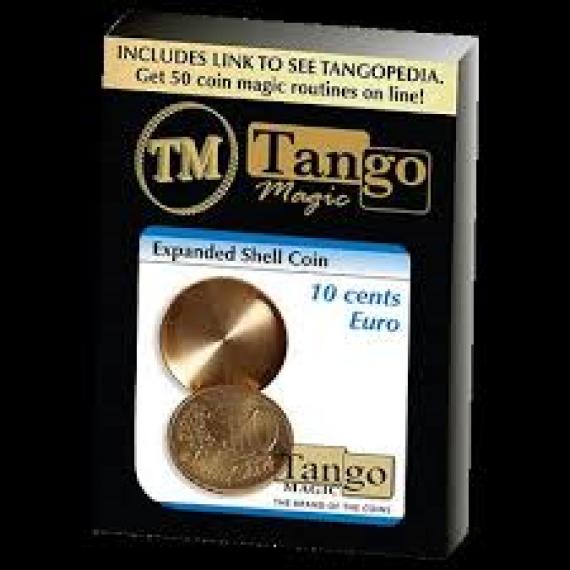 conchiglia da 10 centesimi di euro tango.
