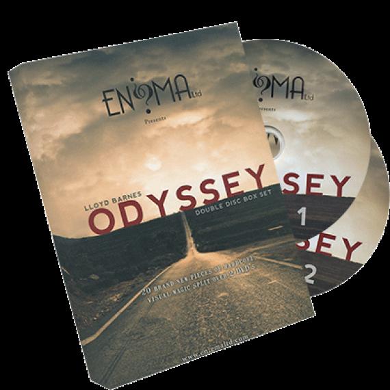 Odyssey (2 DVD set) by Lloyd Barnes and Enigma Ltd.