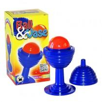 vaso e pallina