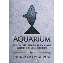 Aquarium by João Miranda Magic and Gustavo Sereno