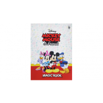 LIBRO CHE SI COLORA, Magic Coloring Book (DISNEY)