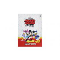 LIBRO CHE SI COLORA, Magic Coloring Book (DISNEY)