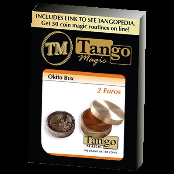 Okito Box 2 Euro (alluminio) by Tango Magic
