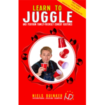 Learn to Juggle and Perform Family-Friendly Comedy Routines by Niels Duinker