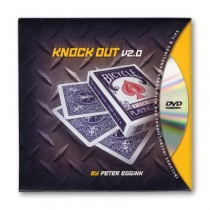 Knock Out v2.0 (Includes Cards) by Peter Eggink