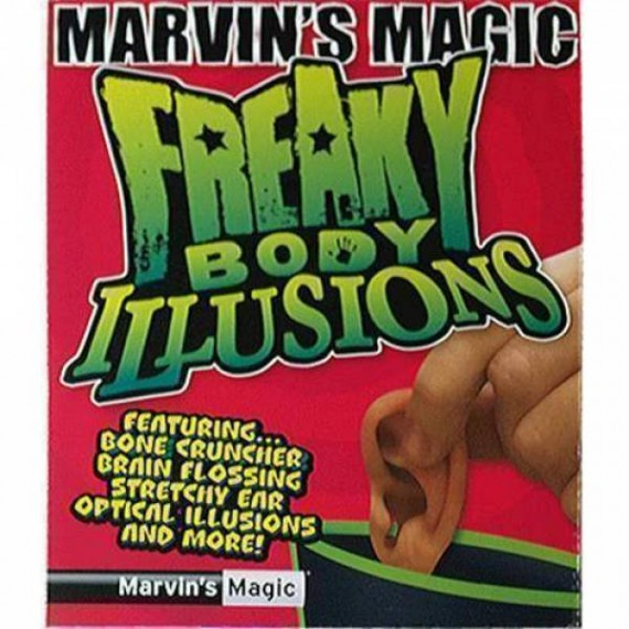 Freaky Body Parts Ear! by Marvin's Magic