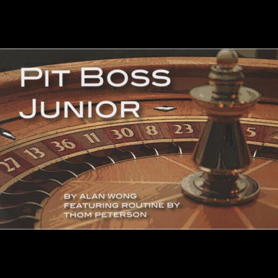 Pit Boss Jr. by Alan Wong