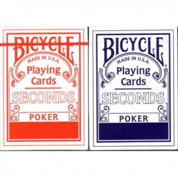 2 mazzi di carte Bicycle - Seconds