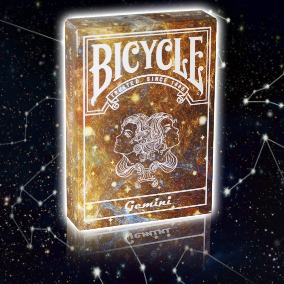 Bicycle Constellation Series - Gemelli