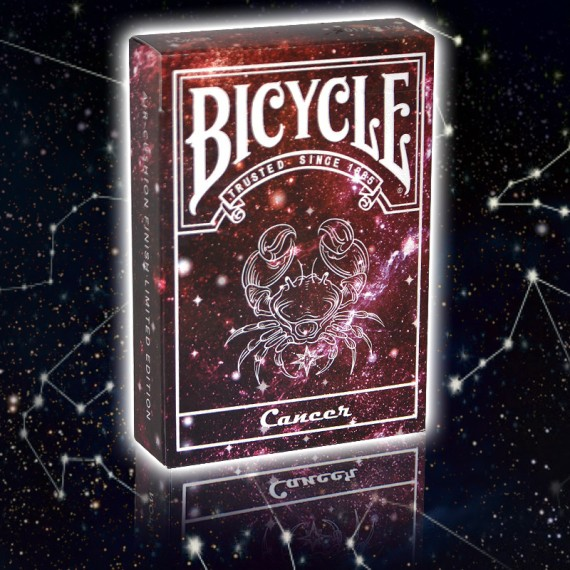 Bicycle Constellation Series - Cancro