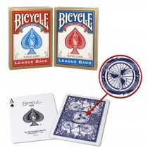 BICYCLE - LEAGUE BACK