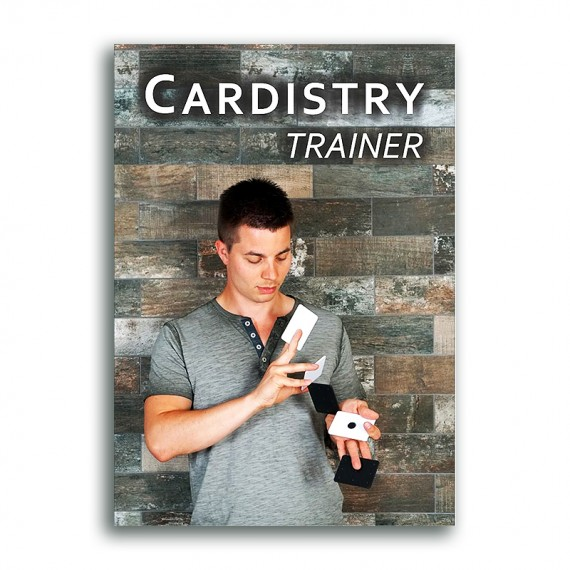 close Cardistry Trainer by Joker Magic