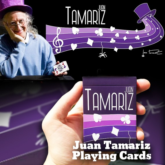 close Juan Tamariz Playing Cards