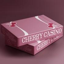 Cherry casino flamingo quartz (pink) playing cards