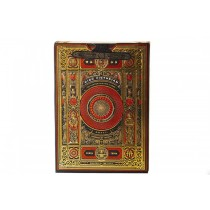HIGH VICTORIAN RED PLAYING CARDS