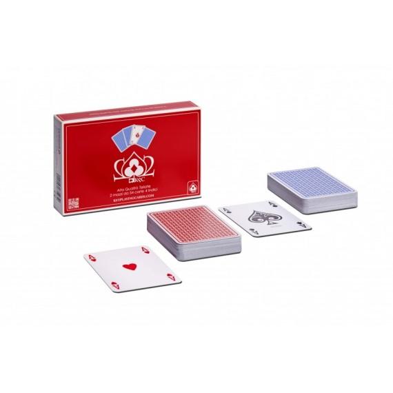 Keyplayingcards 202 Ramino Double deck