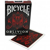 1st Run Bicycle Oblivion Deck