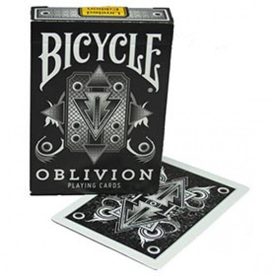 Bicycle Oblivion White