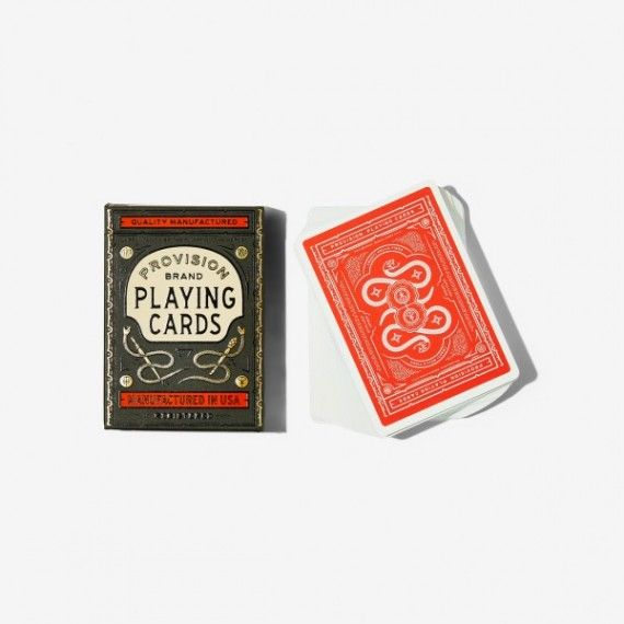 Provision Playing Cards
