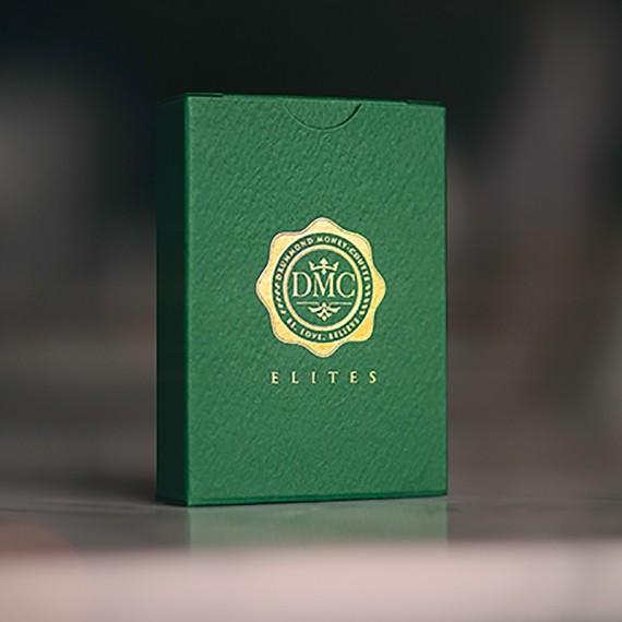 DMC Elites Marked Deck - Forest Green