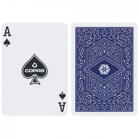 Copag 310 Poker blue