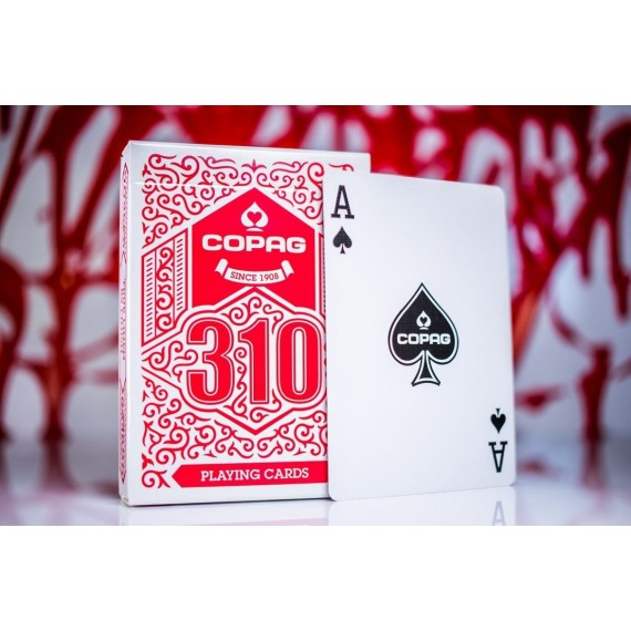 Copag 310 Poker Red