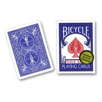 Bicycle Playing Cards (Gold Standard) - BLU BACK by Richard Turner