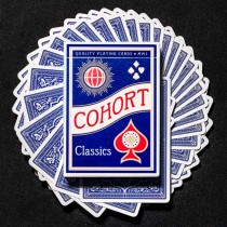 Cohorts Blue Playing Cards