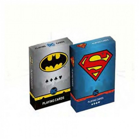 Cartamundi Batman Superman Duopack