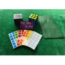 The Idea (shell cube) by Takamiz Usui
