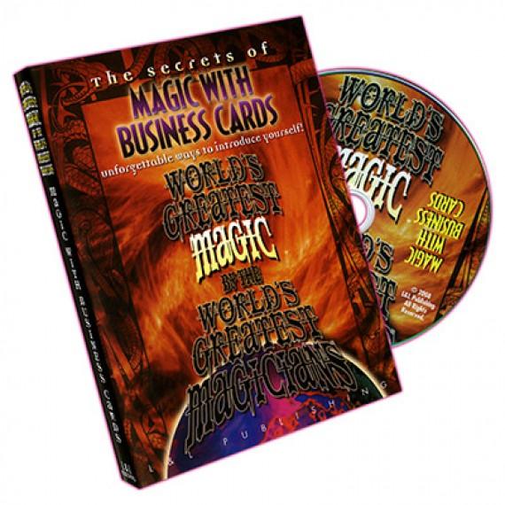 Magic with Business Cards (World's Greatest Magic)  magia con i blietti da visita
