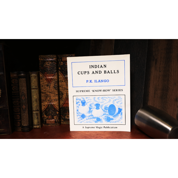 Indian Cups and Balls by P.K. Ilango