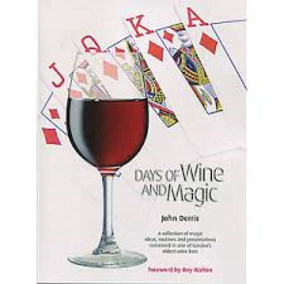 Days of Wine and Magic by John Derris Book