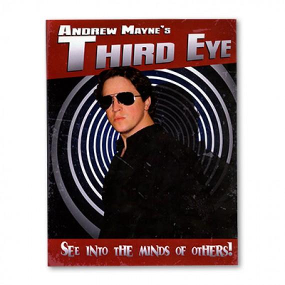 Third Eye by Andrew Mayne (autografato)