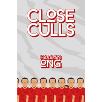 Close Culls by Harapan Ong and Vanishing Inc.
