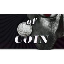 "set due libri ""Temptations Coins"" (1 e 2) di Amirico Rocchi"