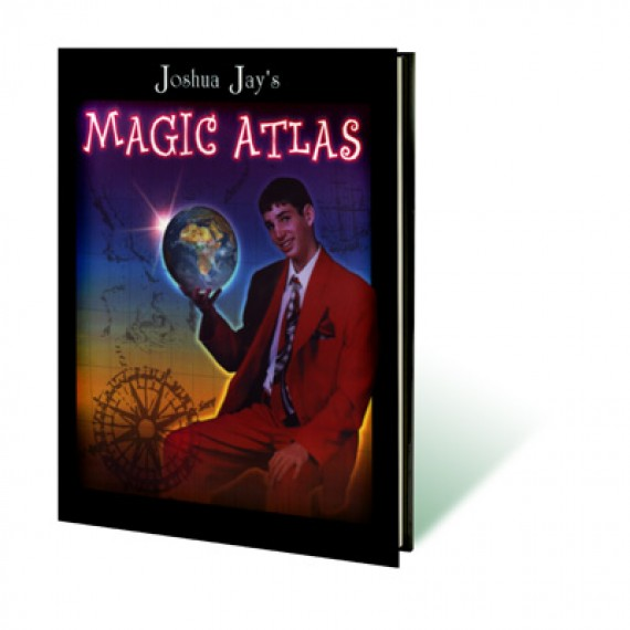 Magic Atlas by Joshua Jay