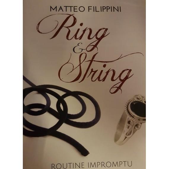 RING & STRING DI MATTEO FILIPPINI