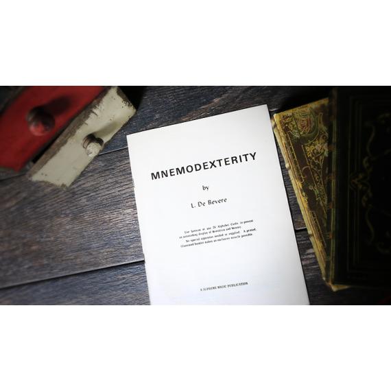 Mnemodexterity by L. De Bevere