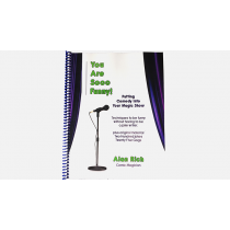 You Are Sooo Funny! (Putting Comedy Into Your Magic Show) by Alan Rich