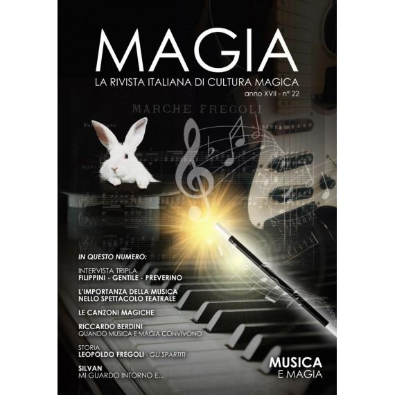 "Magia n. 22 ""Musica e Magia"""