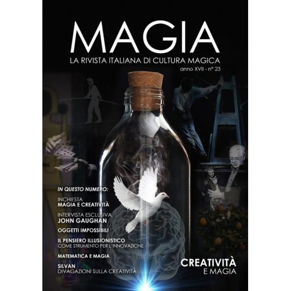 Magia n.23 Spazio alla Creatività