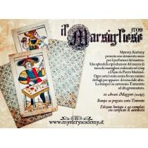 Mazzo di tarocchi-IL MARSIGLIESE 1709 di  Matteo Filippini