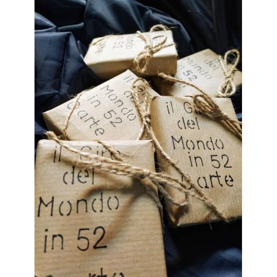 IL GIRO DEL MONDO IN 52 CARTE.