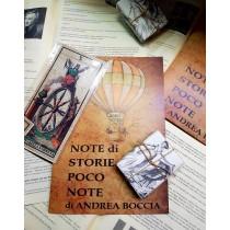 NOTE DI STORIE POCO NOTE DI ANDREA BOCCIA