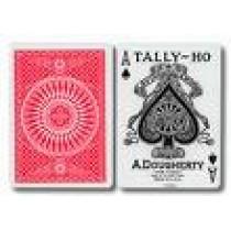TALLY-HO rosse (cerchio)