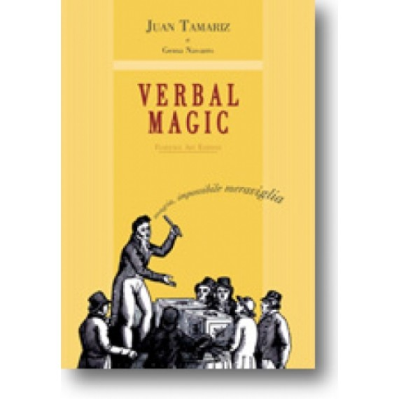 tamariz,verbal magic