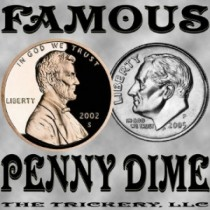 the famouse penny and dime (scoch and soda)