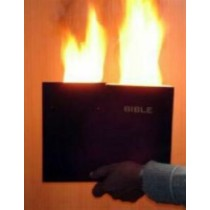 libro in fiamme