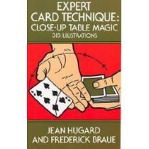 EXPERT CARD TECHNIQUE (Hugard, Braue)